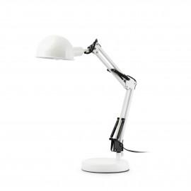 Baobab lámpara flexo blanco Faro