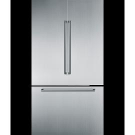 3 Puertas frigorífico Inox. Siemens