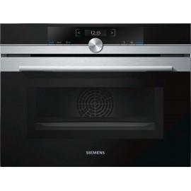 Horno Multifunción negro Inox. iQ700 Siemens