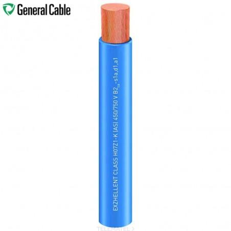 Cable Exzhellent 750V Amarillo-Verde  General Cable