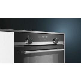 Horno multifunción iQ500 negro  Siemens