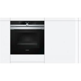 Horno Multifunción iQ700 negro Inox. Siemens