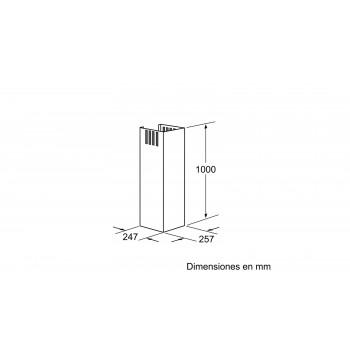 Conducto prolongador Siemens