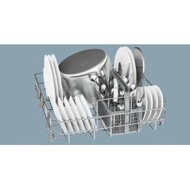 Lavavajillas iQ100 de 60cm blanco Siemens