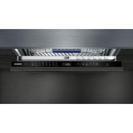 Lavavajillas iQ500 de 60cm negro Siemens