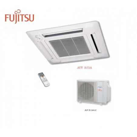 Cassette inverter aire acondicionado Fujitsu R410A