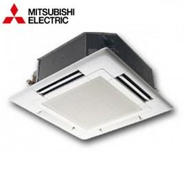 Conjunto aire acondicionado cassette SPLZS-100VEA Mitsubishi Electric R410A