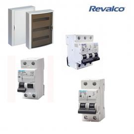 Pack Cuadro Eléctrico para vivienda IGA 25A Revalco