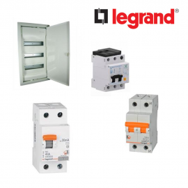 Pack Cuadro Eléctrico para vivienda IGA 32A Legrand