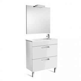 Conjunto mueble Debba 800 Blanco  Roca