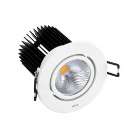 Downlight Led S. 705.23 Orientable de Emp. Blanco 70523030-484 Simon
