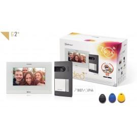 Kit de vídeo de 1 línea con desvío Wifi S5110/ART 7 W Golmar