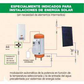 Calentador Premium CPE-T 14 l.GN Cointra