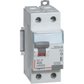Interruptor diferencial DX3...
