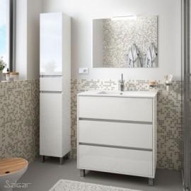 Conjunto mueble baño serie...