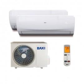 Conjunto Aire acondicionado 2x1 Baxi