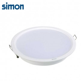 Downlight Led para empotrar S. 715.22 General  Blanco 71522030-983 Simon